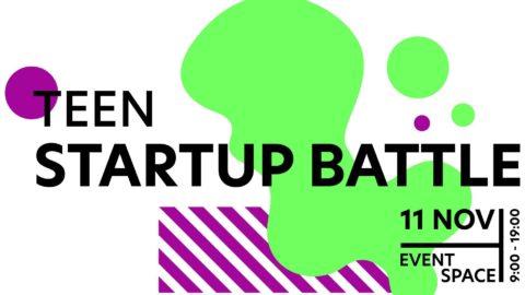 Teen Startup Battle