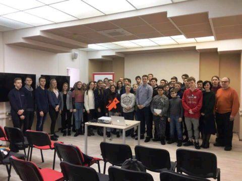 Собрали LIDERов будущего в Гродно и Могилеве