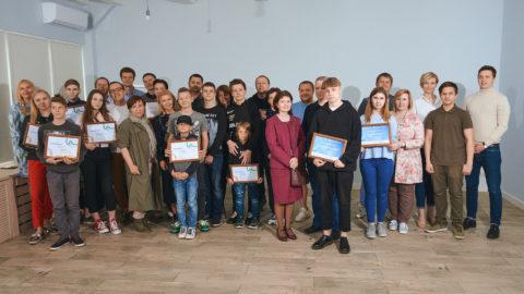 Выпускной курсов «Фабрика стартапов» и «IT-стартап»